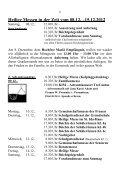 Weihnachtspfarrbrief 2012 - Kath. Kirche Metelen - Seite 6