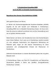 pdf, 20 kb - Arbeitskreis Umweltschutz im Krankenhaus NRW