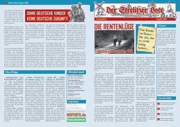 Der Strelitzer Bote - MUPINFO.de