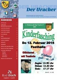 Der Uracher KW 06-2015