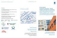 Flyer (PDF, 1576 KB) - Sana Krankenhaus Gerresheim