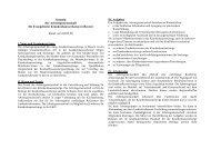 Satzung der Arbeitsgemeinschaft für Evangelische ...