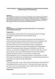 Abstract - Austrian Resuscitation Council