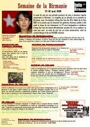 semaine de la birmanie.pub - Ligue des droits de l'Homme