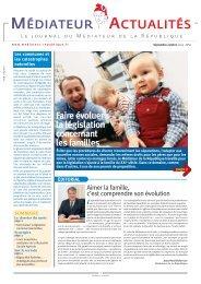 N°11 - Législation familiale ( PDF - 1.0Mo ) - Le Défenseur des Droits