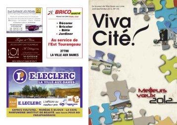 Vivacité n°115 - Montlouis-sur-Loire