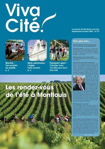 Vivacité n°100 - Montlouis-sur-Loire