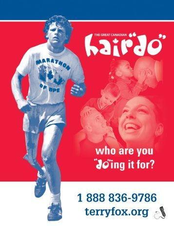 step-by-step guide - Terry Fox Foundation