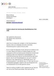 Dieser Brief als PDF - Miriam-Stiftung