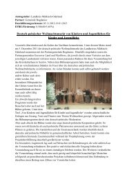 Deutsch-polnischer Weihnachtsmarkt von Kindern und ... - Viadrina