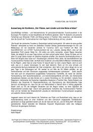 """Auswertung: Konferenz """"Vier Flüsse…"""" - Viadrina"""