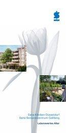 Download (PDF, 674 KB) - Sana Krankenhaus Gerresheim