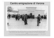 Centro emigrazione di Verona