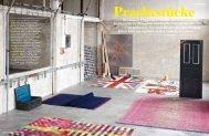 Die neuen Teppiche können viel mehr, als nur Geräusche zu - karpet