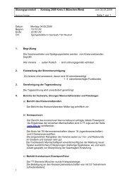 Protokoll des ordentlichen Kreistags am 04.05.09 ... - München-West