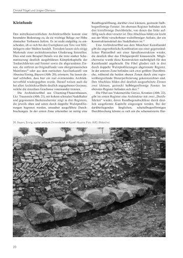 Römische Wehrbauten