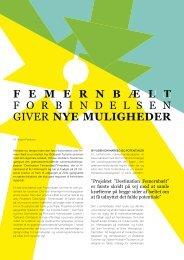 GIVER NYE MULIGHEDER - Destination Fehmarnbelt