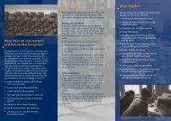 Flyer zum Download - Thinksupport