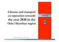 the year 2030 in the - EcoRegion