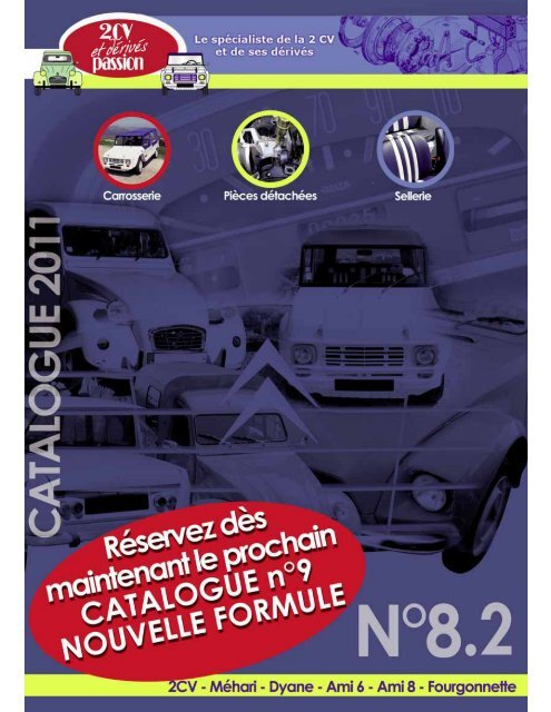 2287 Pince à agrafe de sellerie NEUVE pour Citroen 2CV DYANE MEHARI