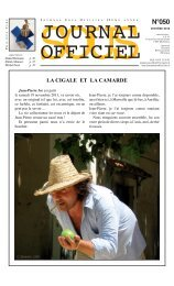i nTerview - Journal Sous Officiel - Free