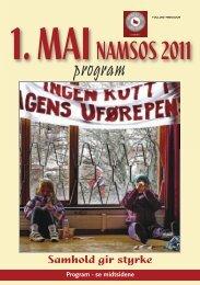 1. mai i Namsos 2011 - Lokal Lo