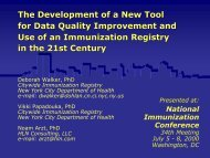 The Development of a New Tool for Data Quality Improvement and ...