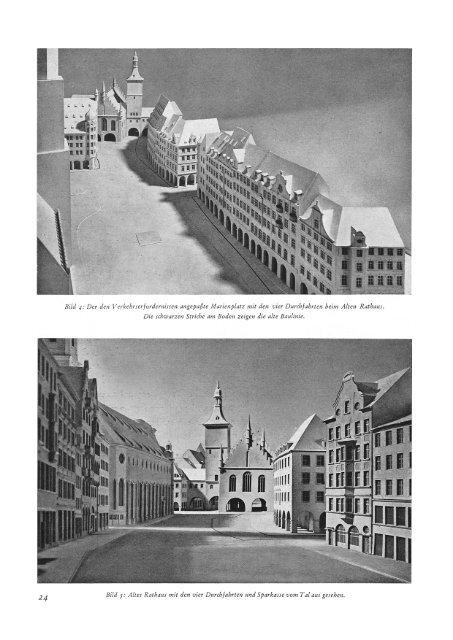 Das Neue München Vorschläge zum Wiederaufbau