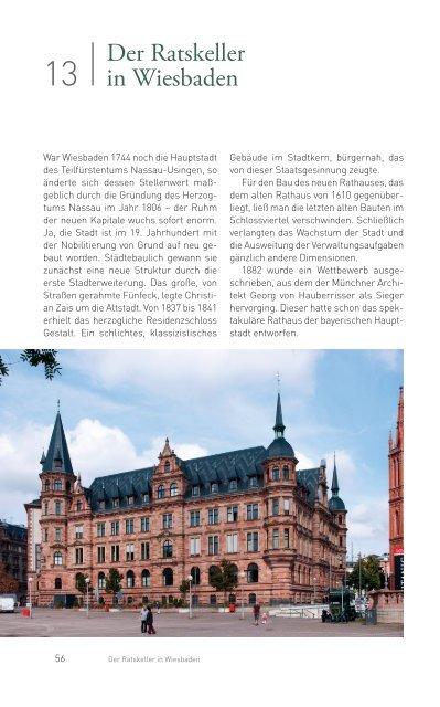 Genuss mit Geschichte im alten Hessen