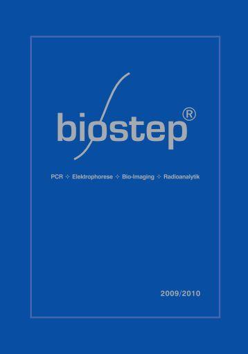 2009/2010 - biostep