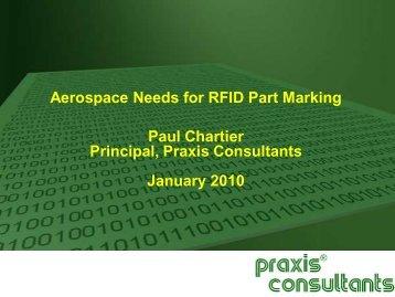 Aerospace Needs: Applications - Electronics Technology Network
