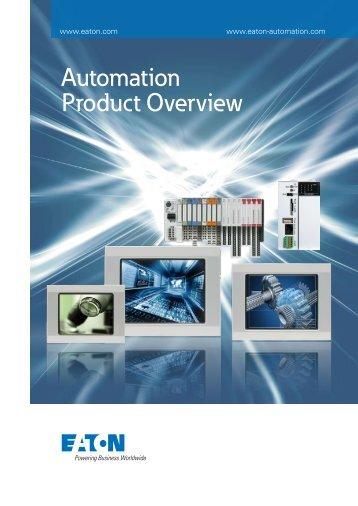 Automation Product Overview - Eaton