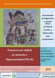 Guía práctica de diagnóstico y manejo clínico del TDA-H en ... - ASMI