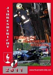 Jahresbericht 2011 der Stadtfeuerwehr Kitzbühel