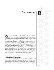 Ch7 – Holocaust