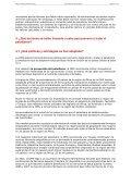 Consenso Científico sobre el Paludismo Estado de la ... - GreenFacts - Page 7
