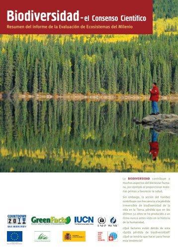 Biodiversidad - el Consenso Cientifico - GreenFacts