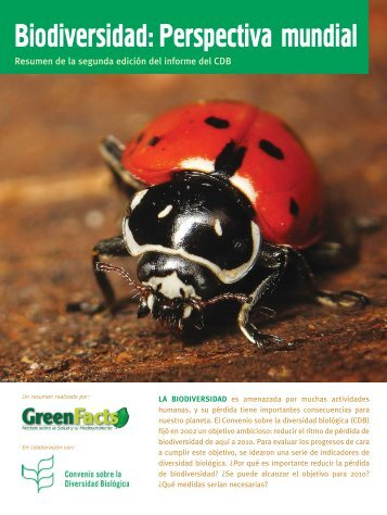 Biodiversidad - GreenFacts