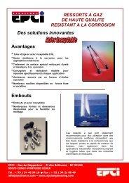feuillet Arvin.pdf - EPCI ENGINEERING