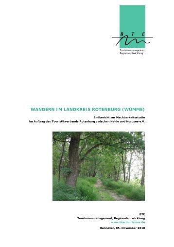 wandern im landkreis rotenburg (wümme) - LAG GesundRegion ...
