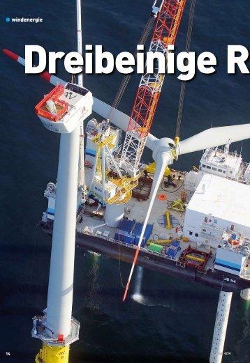 windenergie - Franzius-Institut für Wasserbau und ...
