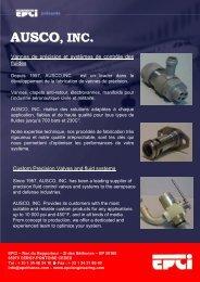 AUSCO, INC. - EPCI ENGINEERING