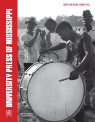 the Chinese Connection - University Press of Mississippi