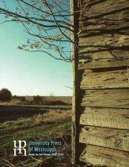 University Press of Mississippi
