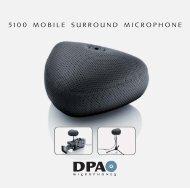 5100 Mobile Surround Microphone