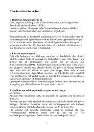 Regler off.bruksprov - rev-07 - Norsborg Lokala Kennelklubb