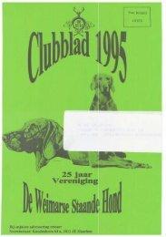 Editie 2 - De Weimarse Staande Hond