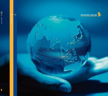 Singapore Airlines 97 Annual Report