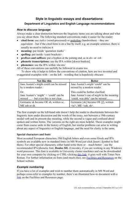 research topics in linguistics pdf