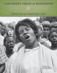Civil Rights - University Press of Mississippi